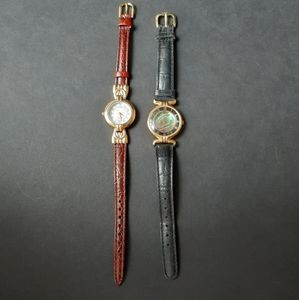 Vintage Fossil and Anne Klein watches